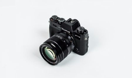 camera that professional photographers use